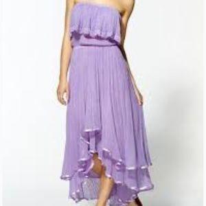 JEN'S PIRATE BOOTY Goddess Gauze Dress in Lilac